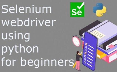 Selenium Webdriver using Python